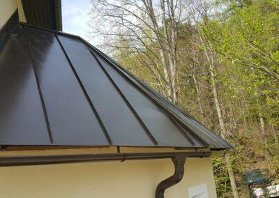 Izdelava streh Špik Mont
