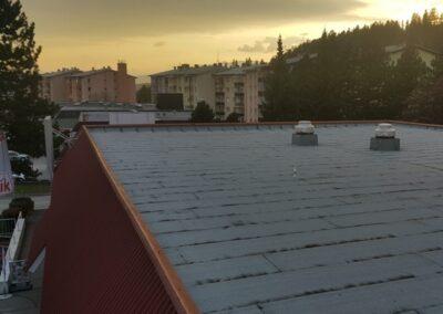 Izdelava streh Špik Mont13